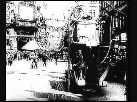 Berliner Strassen 1900 - 1914