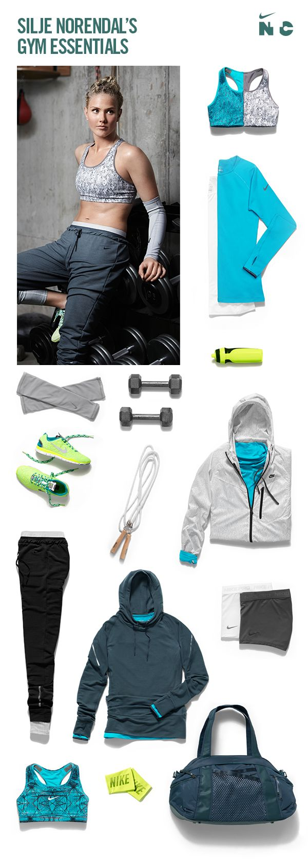 Silje Norendals Favorite Cold-Weather Training Gear  -4699