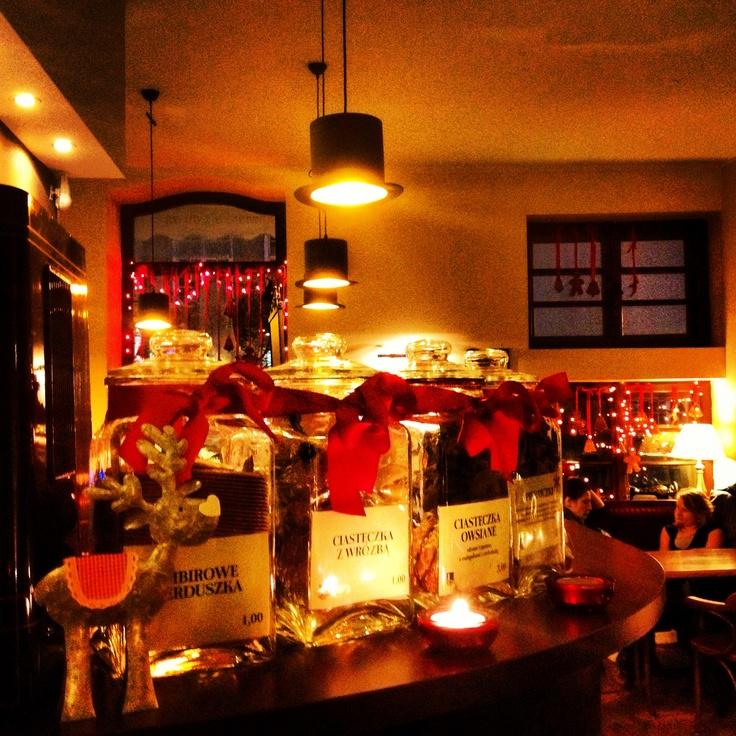 The best café in Gdansk- Retro Café