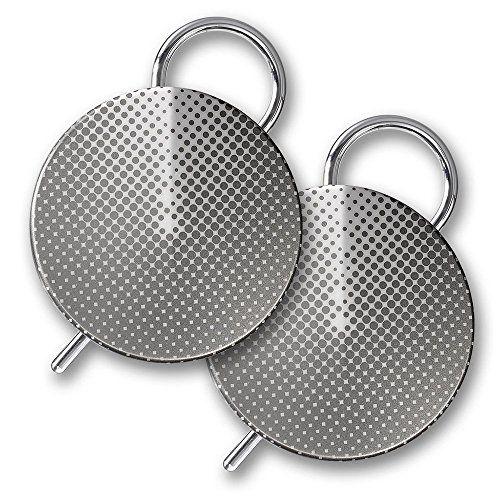 http://amzn.to/2rpvfY1 Orion Labs Onyx Smart Walkie Talkies w/ Unlimited Range - Silver (Pair)  #afflink