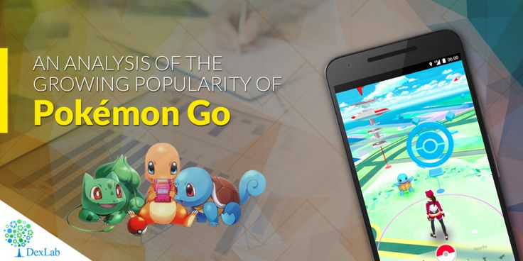 Unless you have been living under a rock or hiding in a cave for the past couple of weeks, you must have come across people glued to their smart phone screens trying to catch digital creatures called Pokémon. Know the reason behind the immense popularity of Pokémon Go by checking out our blog at the given link.