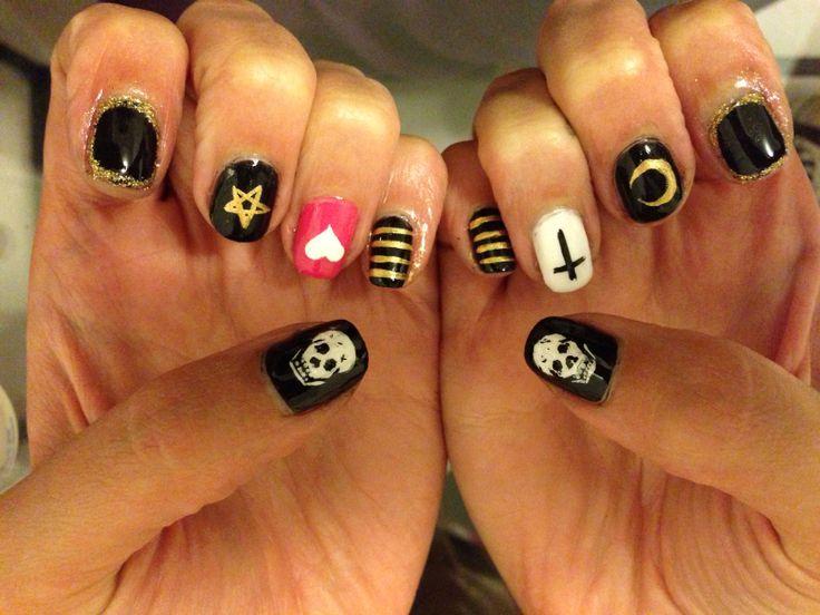 45 best Nails images on Pinterest | Acrylic flowers, Acrylic nail ...
