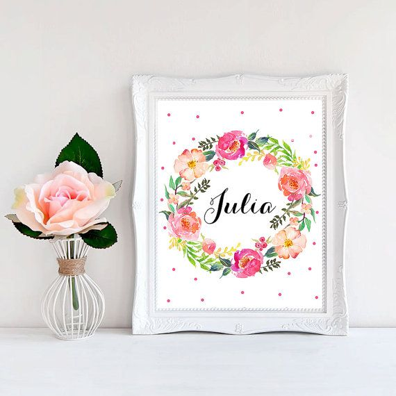 1000 Ideas About Name Wall Art On Pinterest: 1000+ Ideas About Baby Name Art On Pinterest