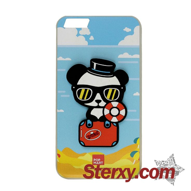 Accented with an eye-catching panda traveller carrying luggage and a buoy with him for a pleasant holiday, this iPhone case is both decorative and practical. Find more on the link below. Buy now!    http://www.sterxy.com/category/Iphone-Cases/157.html
