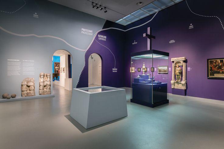European Design - Peace Was Made Here. The Treaty Of Utrecht 1713 .Agency: De Vrijer Van Dongen, Agency URL: http://www.devrijervandongen.nl, Category: 33. Exhibition Design, Award: Silver, Year: 2014, Country: Netherlands, City: Haarlem