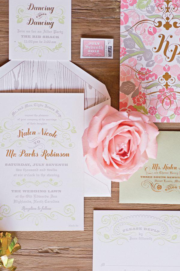 Harwell Photography | Wedding Planner/Coordinator: Calder Clark Designs | Invitations & Stationery: Cheree Berry Paper