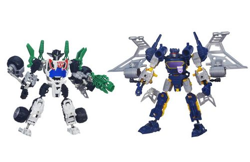 Transformers Construct-Bots 2 Pack Wheeljack and Soundwave Buildable Set $10!! (Reg $24.99) - http://couponingforfreebies.com/transformers-construct-bots-2-pack-wheeljack-soundwave-buildable-set-10-reg-24-99/