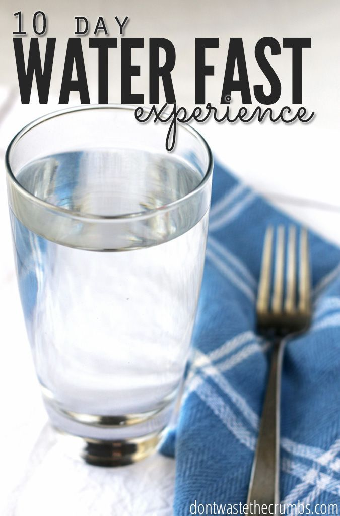 This is a personal story of a 10 day water fast. No food, no medicine. Just 10 full days of water to allow the body to rest and heal.