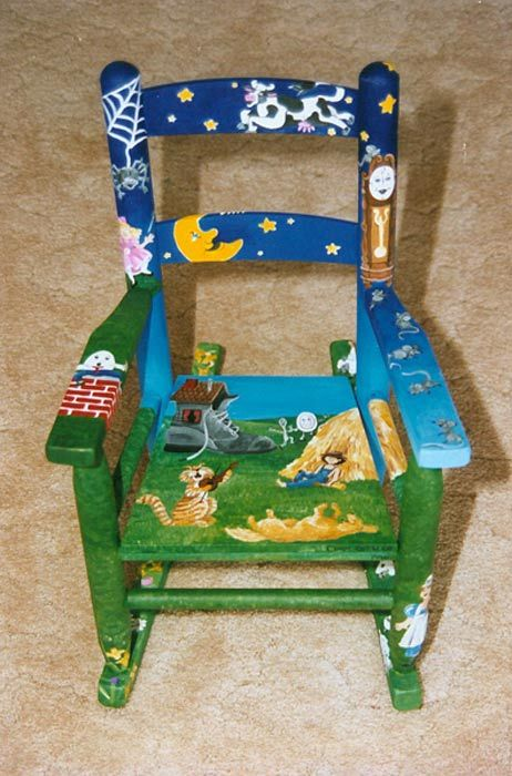 Nursery-Rhyme-chair.jpg (70795 bytes)