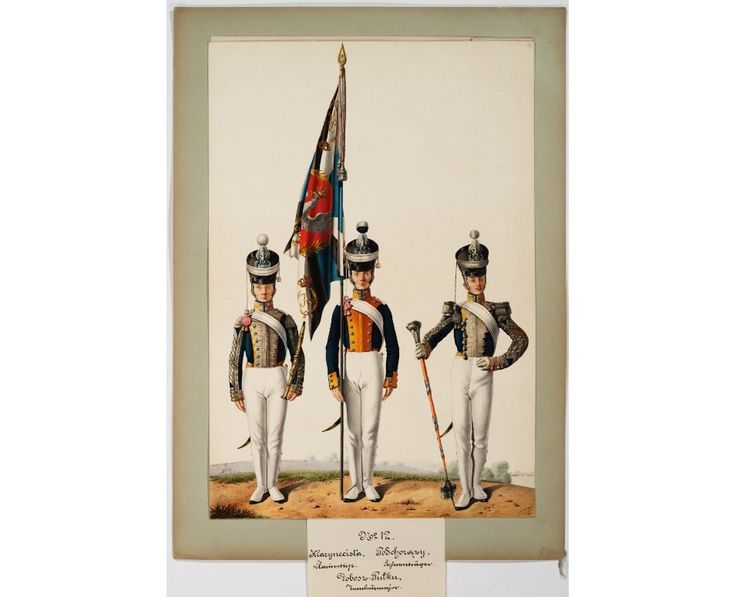 17 Best images about Polish historical uniforms of the Polish Kingdom and November Uprising 1815