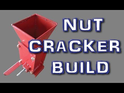 How To Make Your Own Nut Cracker Machine - Shell A 5 Gallon Bucket Of Walnuts In Just 5 Minutes...Awesome Idea Here! - The Good Survivalist