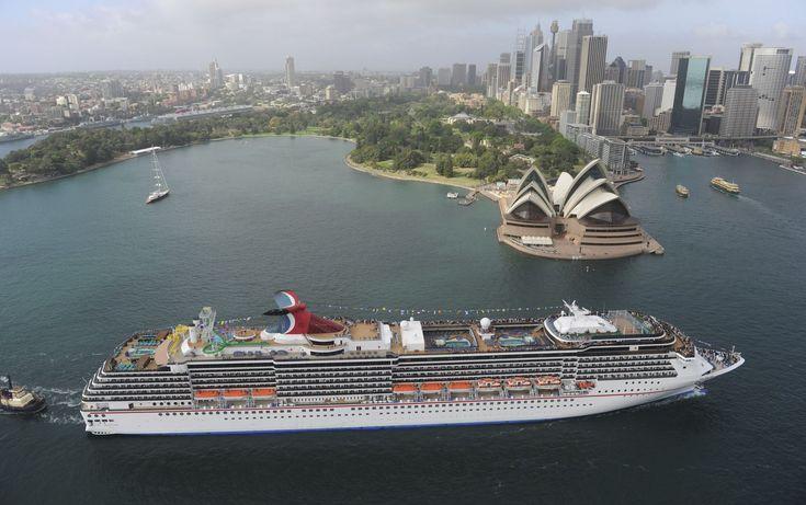 The Best Carnival Spirit Ideas On Pinterest Carnival Spirit - Cruise ship deals australia