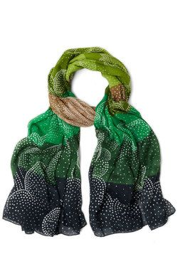 Concert Lights Scarf in Lawn, #ModCloth