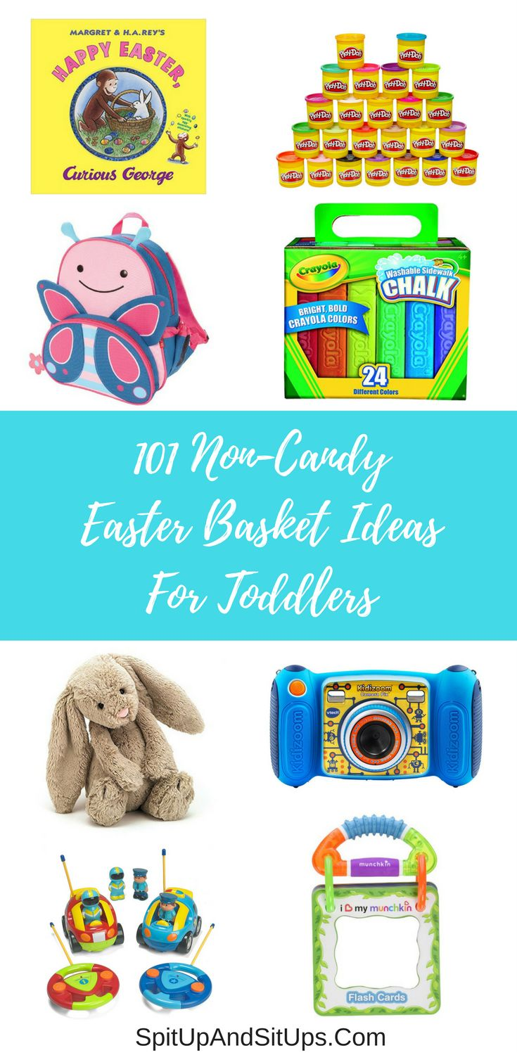 1613 best gift guides for kids images on pinterest family game 101 non candy easter basket ideas for toddlers negle Choice Image