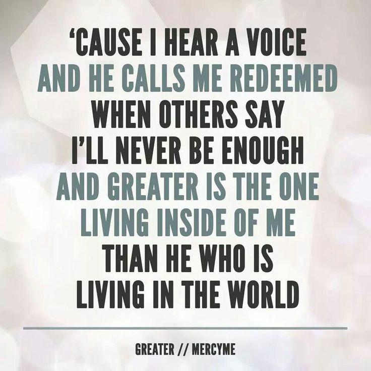 Lifer Mercyme: 17 Best Images About Lyrics- Praise & Worship On Pinterest