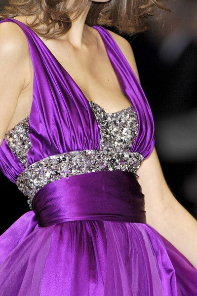 Elie Saab Spring 2008, Paris Fashion Week