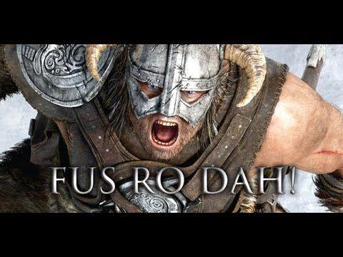 FUS RO DAH! Song + Lyrics - HD Remake - YouTube
