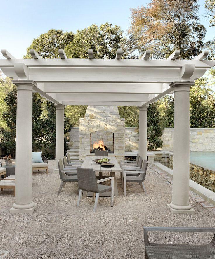 outdoor entertaining area | Ryan Street & Associates.