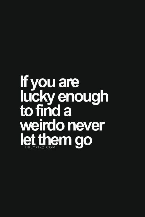 You are my favorite weirdo.   | www.mysweetengagement.com