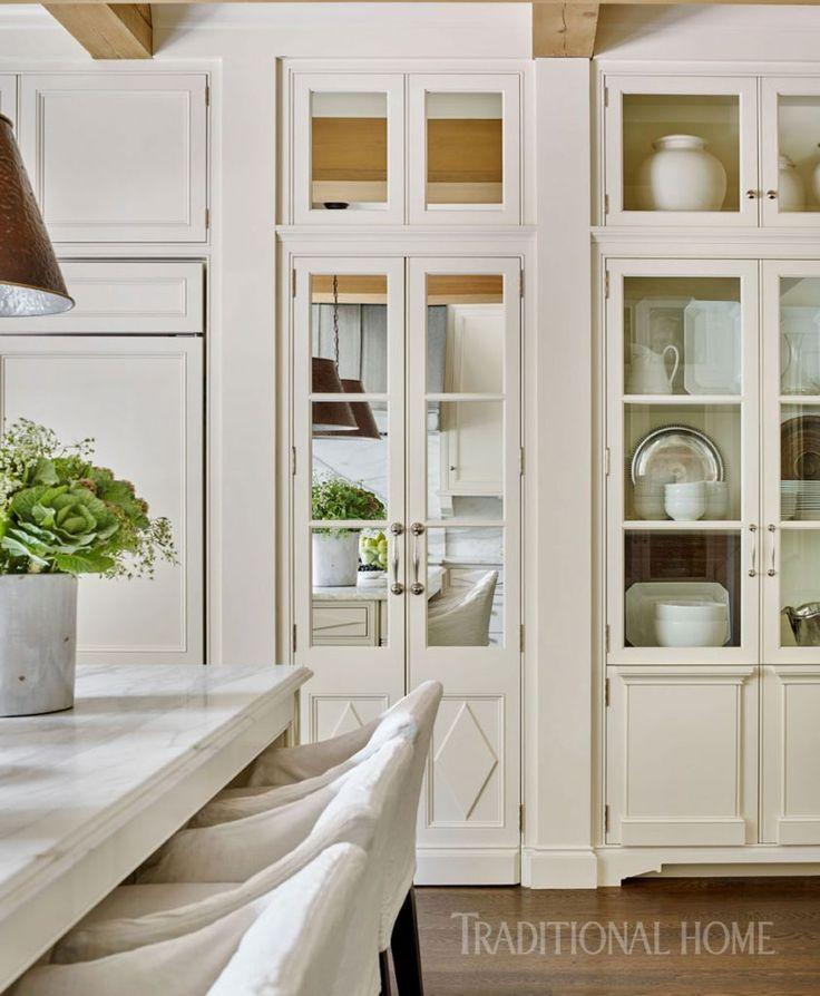 Seven On Sunday Glass Cabinet Doors Luxury Kitchens New