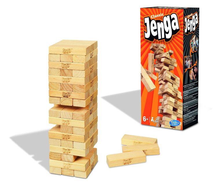 Classic Jenga Tower of Babel jenga or bowling Drinking Jenga, Easy Drinking Games, Jenga Diy, Jenga Game, Giant Jenga, Diy Yard Games, Diy Games, Bazar Bizarre, Life Size Jenga