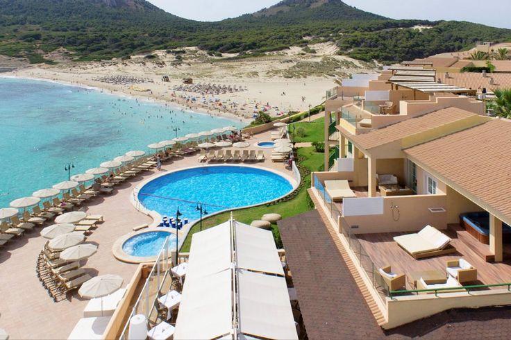 Viva Cala Mesquida Resort - Selection Club ligger lugnt och lite avskilt från huvudområdet med egen pool