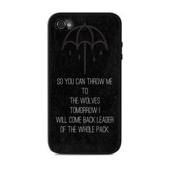 BMTH Throne Band Iphone 4 / 4s Cases