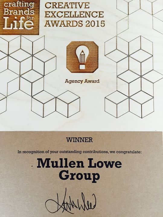 We're so incredibly proud to be Unilever's 'Agency of the Year'!   Congrats also to DiG on winning the 'consistent success' award and Magnum on taking home 'Big Brand Love' & 'Brand of the Year'.