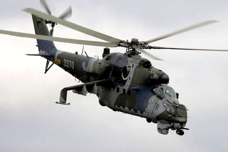 Mi-35 Hind | Mil Mi-35 | Pinterest