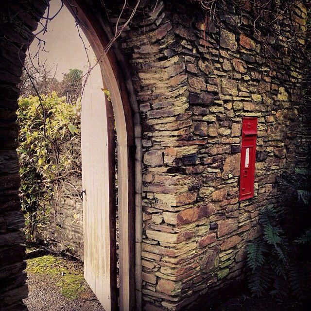 Trelissick, Cornwall.