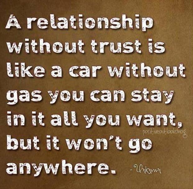 trust broken in relationship with nfl