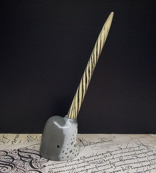 Polymer  dip pen  with nib and the pen holder. For calligraphy.
