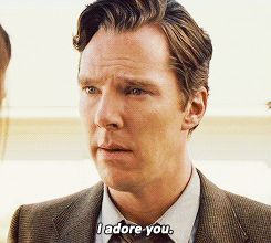 Benedict Cumberbatch in August: Osage County. So adorable :)