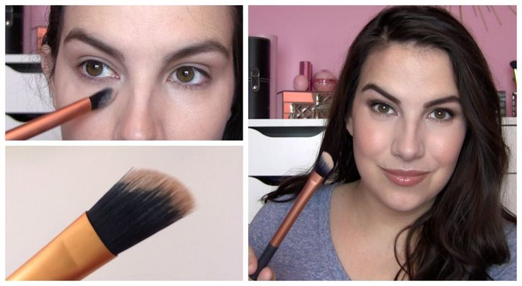Real Techniques Concealer Brush Review