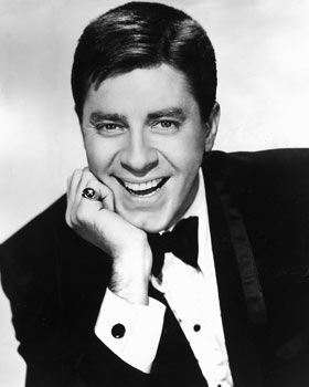 Jerry Lewis - (1926-    )  Comedian and remembered for being a part of the Rat Pack with Dean Martin, Frank Sinatra, and Joey Bishop.