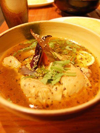 銀座にスープカレー専門店「イエロースパイス」-5色のスープを用意(写真ニュース) - 銀座経済新聞