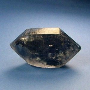 double terminated tibetan black quartz