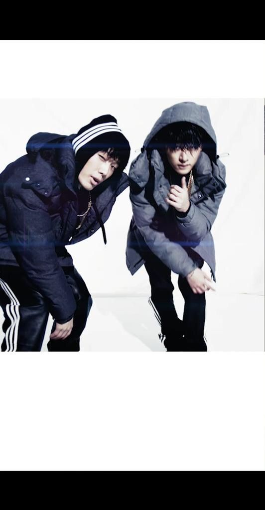 Bobby and B.I. December 2014 High Cut Magazine #ikon #ikonyg #kpop