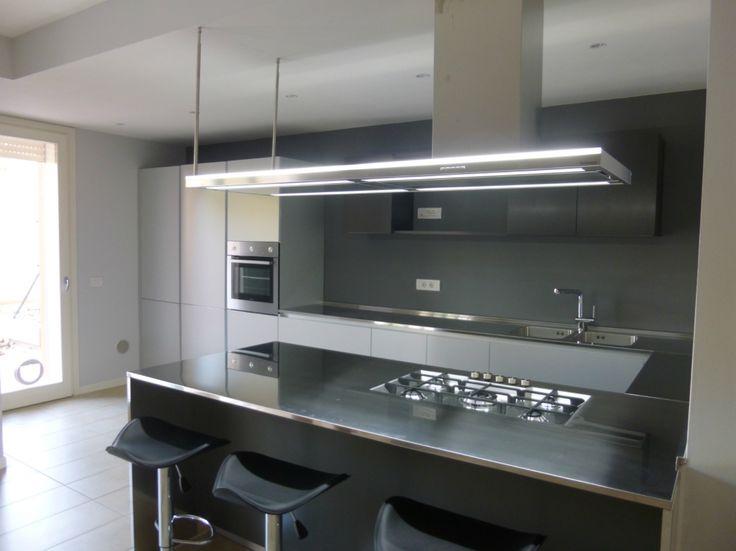 Stunning Cucine In Acciaio Inox Contemporary - Design & Ideas 2017 ...