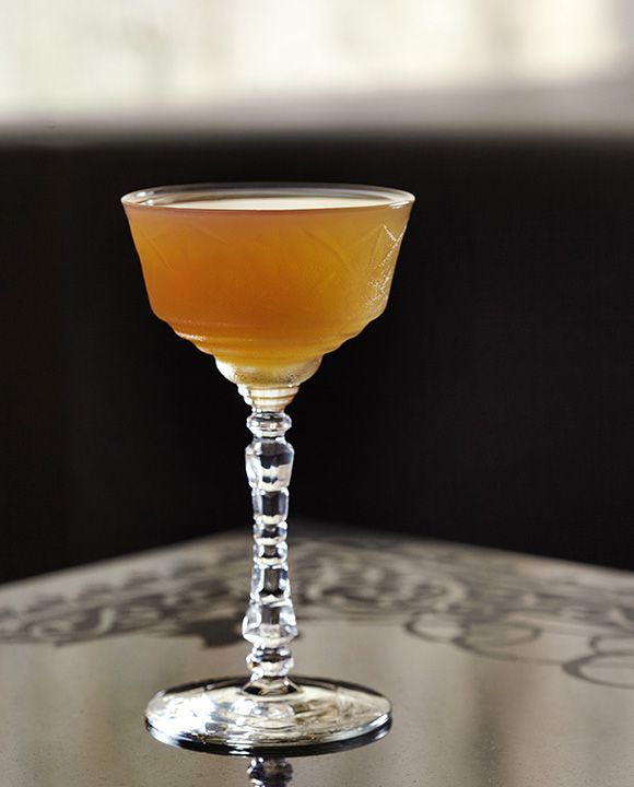 Churchill Manhattan Variation - Imbibe Magazine - 1½ oz. Scotch ½ oz. sweet vermouth ½ oz. Cointreau ½ oz. fresh lime juice Tools: mixing glass, barspoon, strainer Glass: cocktail or coupe Stir well with ice, and strain into a chilled cocktail glass.