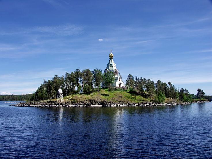 Η φωτογραφία της ημέρας (Old Valaam Russia)