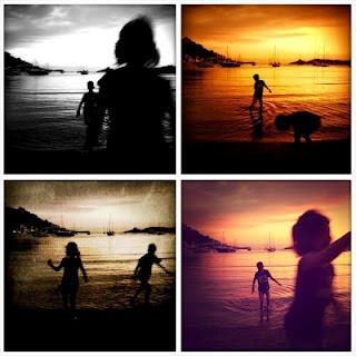 sun#sunscreen#kids#happy#hope#dinner#wine#friends#sunset#boat#travel