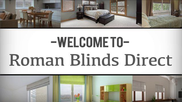 A brief video showing how to browse and select fabrics on the Roman Blinds Direct website