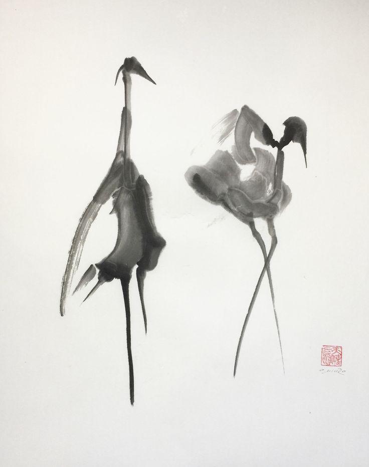 Купить картину в японском стиле
