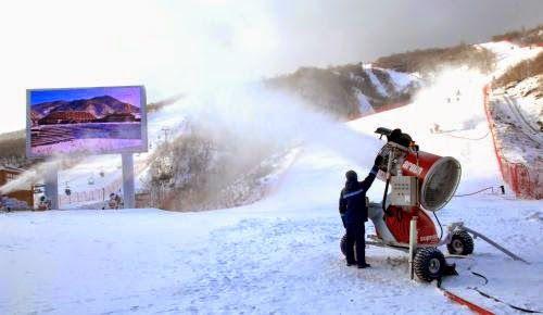 ちゃんねるにゅーす+1: 【平昌冬季オリンピック】 北朝鮮の馬息嶺スキー場がメチャクチャいい。 2ch「平昌なんかよりよっぽど...