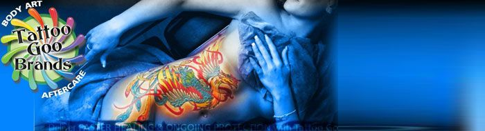 what is tattoo goo tattoo goo aftercare products are a combination of ...