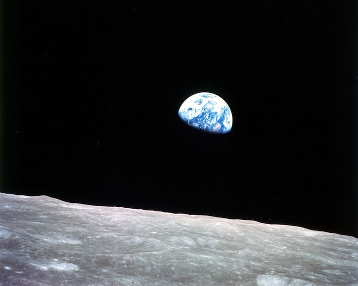 Most Iconic Photos Of The 1960s Earthrise