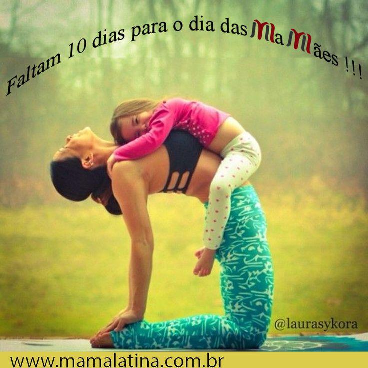 E voce ja sabe o que fazer dia 9 de maio para demonstrar para sua mae o quanto ela é especial?? Nossas sugestoes estao no site @mamalatinabrasil  #mamalatinawalks #mamalatina #latina #latinsgirlsdoitbetter #fitspiration #fitness #fit #tagsforlikes #l4 #like4like #fashiontips #modafitness #mommysgirl #mommy #mae #elamerece #instafitness #instadaily #fashionista #ecommerce #gymgirls