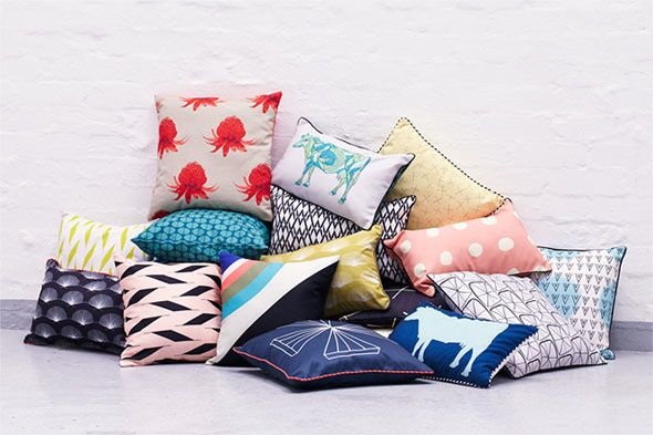 Lily Fink Cushions