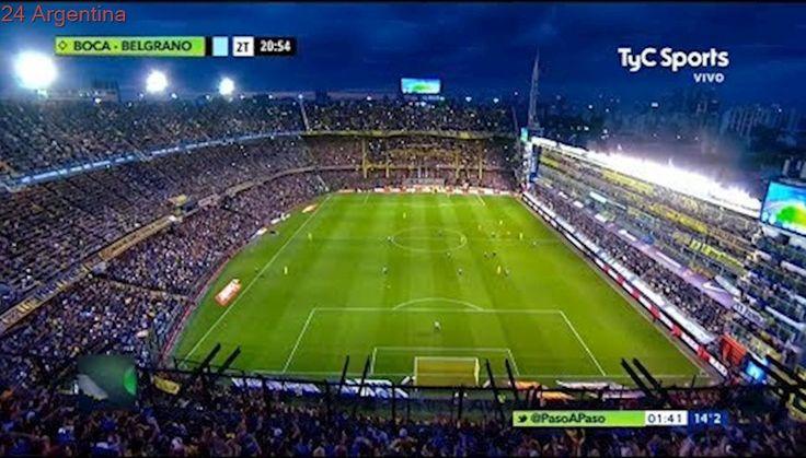 Boca Vs Belgrano (4-0) / Paso a Paso